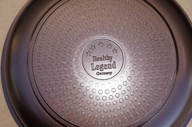healthy legend cookware