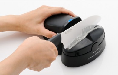 Ceramic Knife Sharpening