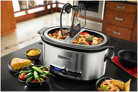 KitchenAid slow cooker