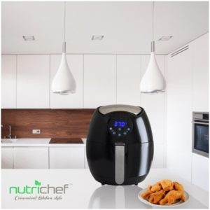 NutriChef air fryer