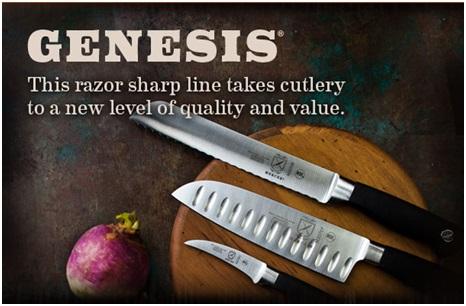 Genesis knives