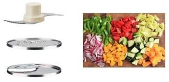 Cuisinart food processor accessories