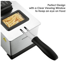 Aicok Electric Deep Fryer