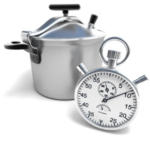 Pressure Cooker Time Tables