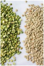 Split Peas Bean