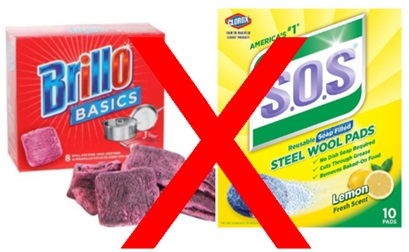 Brillo or S.O.S