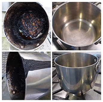 Stainless-Steel Pots