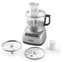 KitchenAid food processor accessories