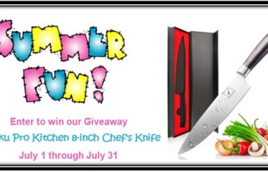 Imarku Pro Chefs Knife