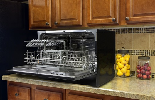 Ivation Portable Countertop Dishwasher
