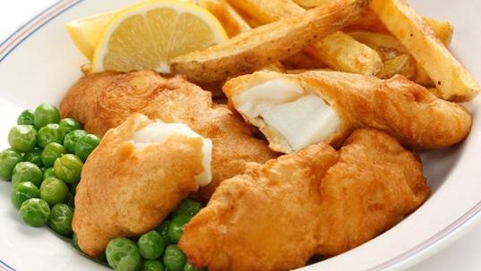 Air Fry Fish